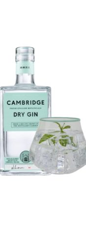 Cambridge Gin and Glass OFFER – limited