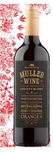 Mulled Wine, Maple Falls – Luxury Blend