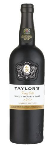 1961 Taylor's Very, Old Single Harvest Port – Limited Edition