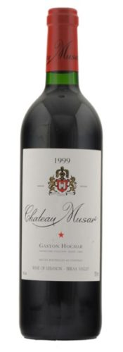 Chateau Musar 1999 (Half Bottle)