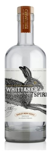 Whittaker's Distillery, Barley Mow Vodka