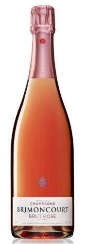 Champagne Brimon Court – Brut Rose NV – (BIN END OFFER)