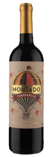 Vino De La Tierra De Castilla, Montado Tempranillo