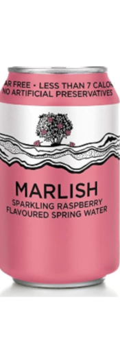Sparkling Raspberry 24 x 330ml (Offer)
