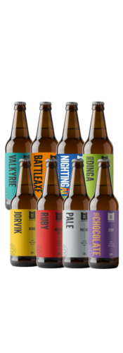 Rudgate Brewery – Mixed Case
