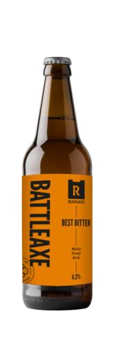 Rudgate Brewery – Battleaxe CASE