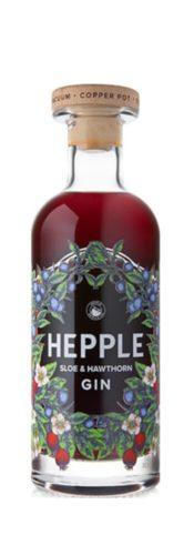 Hepple Spirits, Sloe and Hawthorn Gin
