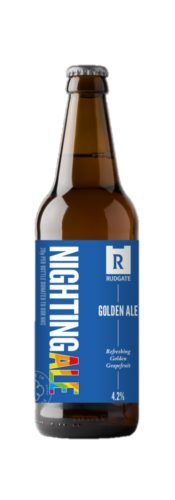 Rudgate Brewery – Nightingale Golden Ale CASE