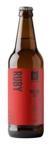 Rudgate Brewery – Ruby Mild CASE