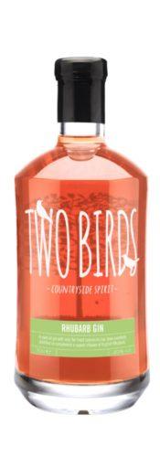 Two Birds Spirits, Rhubarb Gin