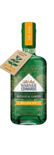Warner's Distillery, Harrington Botanical Garden – Melissa Gin