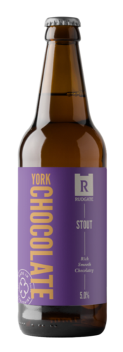 Rudgate Brewery – York Chocolate Stout CASE