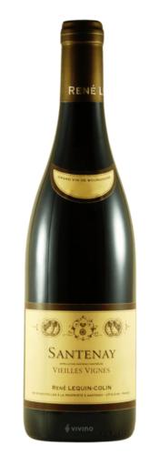 Domain Rene Lequin-Colin, Santenay Vieilles Vignes