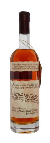 Rowan's Creek Kentucky Bourbon Whiskey