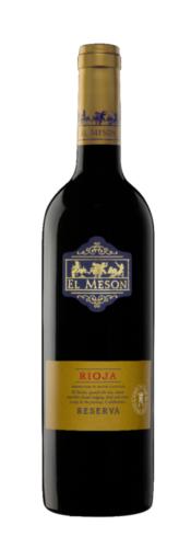 Reserve Rioja 2015/16 El Meson
