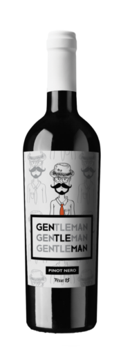 Pinot Nero 2018 The Gentleman