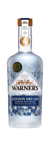 Warner's Distillery, London Dry Gin